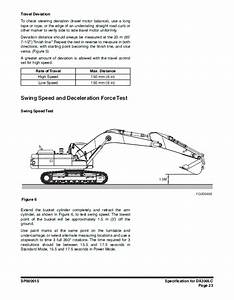 Daios Doosan Dx300lc Track Excavator Workshop Manual Pdf