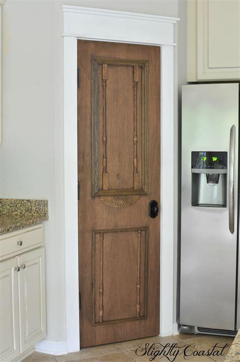 Pantry Door by Diy Quot Antique Quot Pantry Door