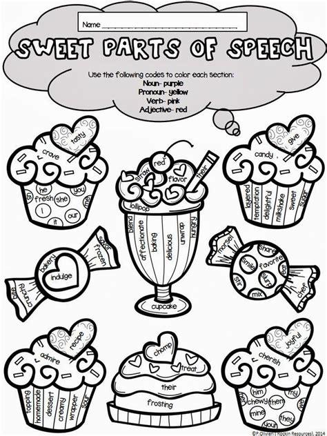 valentines day sweet parts  speech thirdgradetroop
