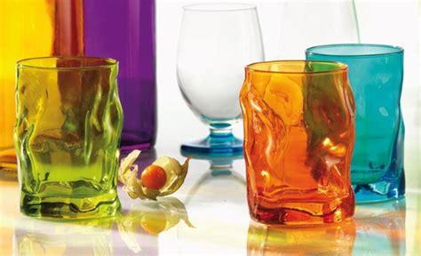 bormioli bicchieri catalogo i bicchieri in vetro pi 249 colorati e originali da bormioli