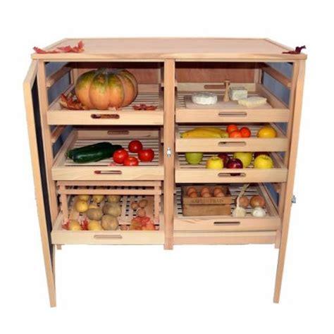 meuble a legumes pour cuisine garde manger légumier fruitier grand modèle porte