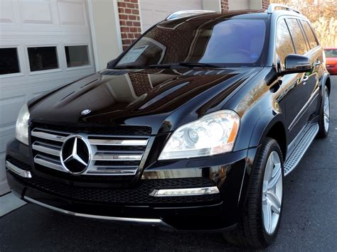 For 2012, led daytime running lights are now standard on the gl350 bluetec and gl450, as well, two new paint colors have been added. 2012 Mercedes-Benz GL-Class GL 550 4MATIC Stock # 777509 for sale near Edgewater Park, NJ | NJ ...