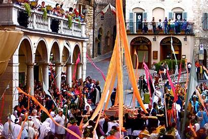 Traditional Events Culture European Western Italy Italian