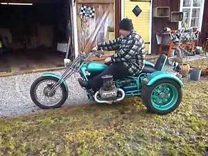 Mid engine VW Trike // Triciclo de Motor Central de Vol
