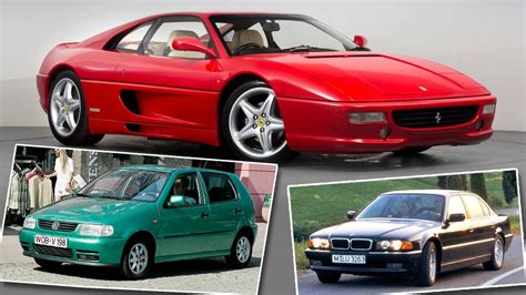 Vor 25 Jahren: Das waren die wichtigsten Auto-Neuheiten 1994