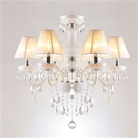warm and lavishsix lights traditional accent