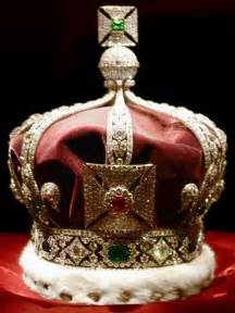 British King Crown
