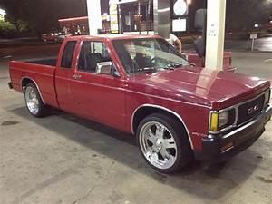 1987 Gmc S15  1 Possible Trade