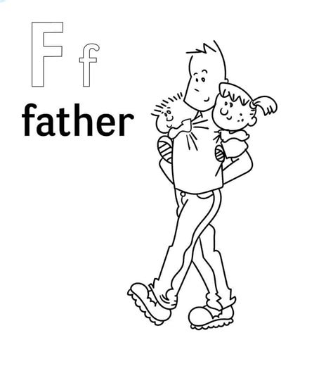 printable fathers day coloring pages