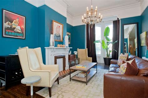 Blue and brown paint ideas ideas : 20+ Blue and Brown Living Room Designs, Decorating Ideas   Design Trends - Premium PSD, Vector ...