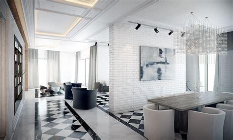 Black And White Ceramic Tile  Native Home Garden Design