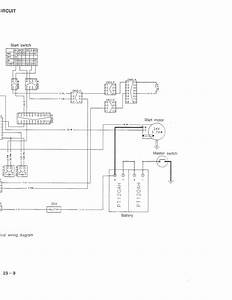 Need A Wiring Schematic For The Starting System On A