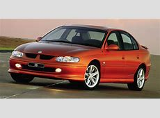 Holden Commodore design a story of craftiness and