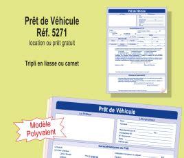 pret de voiture documents pret vehicule conorga