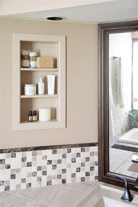 diy bathroom renovation reveal  handymans daughter