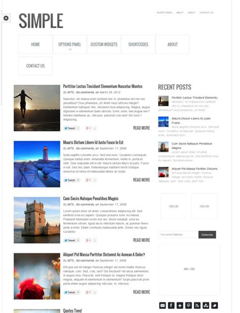 Simple Themes Simple Theme Review Mythemeshop Read B4 Buy