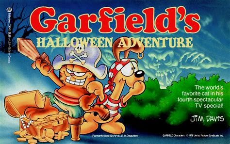 Garfield Halloween Adventure Watch Online Free by Image Garfield S Halloween Adventure Download