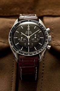 """The """"Moon Watch"""". On 1st March 1965, Omega's Speedmaster ..."""