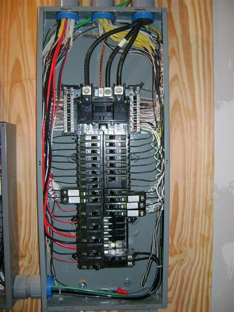 Siemen 200 Panel Wiring Diagram by Quot Electrical Panel Inspection Quot Course Page
