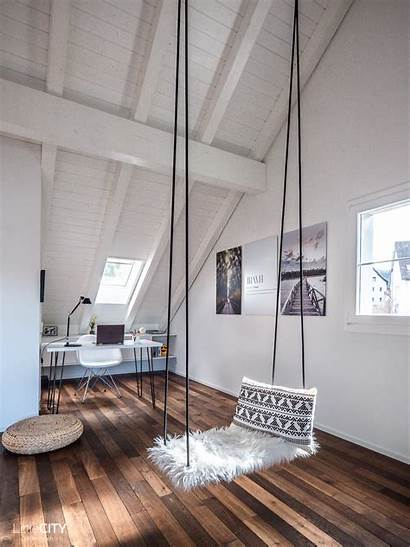 Schaukel Indoor Bro Littlecity Wohnung Erwachsene Einblick