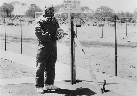 The tsar bomba nuke test was done on october 30, 1961, in the barent sea during the cold war. Maralinga   National Museum of Australia
