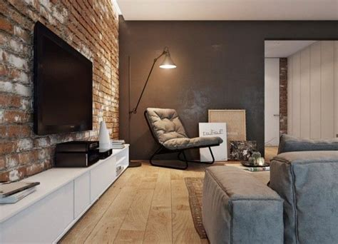 5 Houses That Put A Modern Twist On Exposed Brick by 5 Houses That Put A Modern Twist On Exposed Brick To