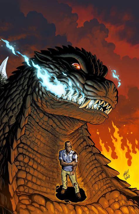 ปักพินโดย Thanawat Kaewmahapinyo ใน Godzilla