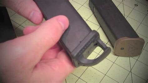 Glock Floor Plate Magpul by Glock Upgrades Part 2 Vicker S Tactical Base Plates Vs