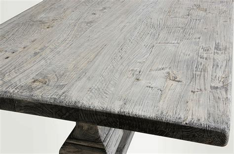 Tisch Holz Grau by Farm Table Grey Wood Monastery Table Wood Table