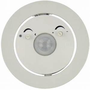 Led Lichtleiste Bewegungsmelder 230v : bewegungsmelder 360 sensor au en einbau led decke wand 230v unterputz spot wei ebay ~ Markanthonyermac.com Haus und Dekorationen