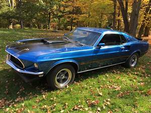 Ford Mustang Fastback 1969 Acapulco Blue For Sale. 9T02M181148 1969 Ford Mustang Mach 1 original ...