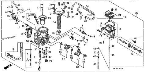 honda rincon parts diagram downloaddescargar
