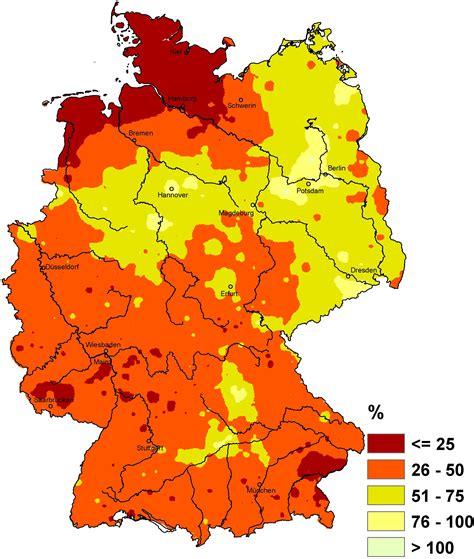 karte sonnenstunden deutschland  blog
