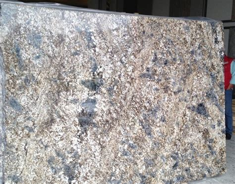 Kitchen Backslash Ideas - get touched by blue flower granite and countertops home ideas collection