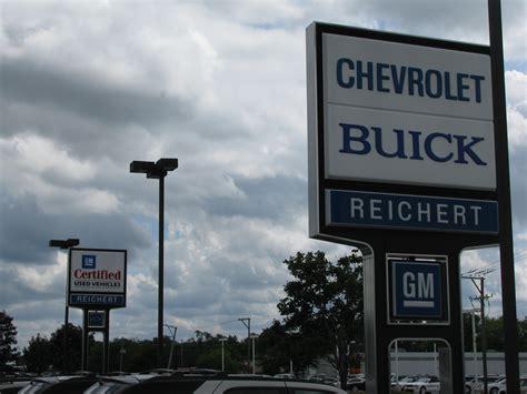 Reichert Chevrolet Buick  The Crittenden Automotive Library