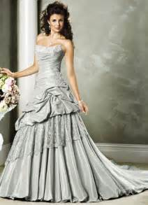 silver bridesmaid dress a wedding addict silver wedding dress with soft sweetheart