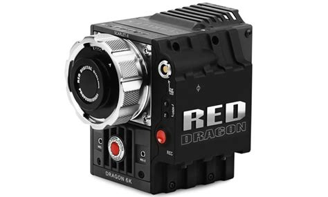 reds  capable scarlet dragon camera   sale