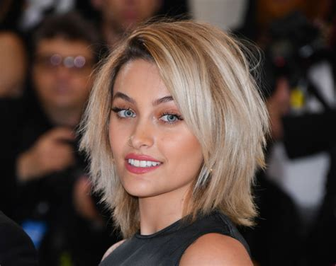 paris jackson dyed  hair  color  brings