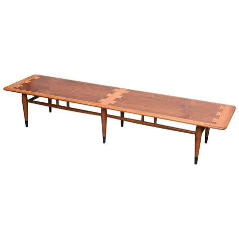 extra long coffee table extra long lane acclaim series coffee table usa 1960s