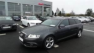 Audi A6 2010 : 10 d 30750 2010 audi a6 avant 2 0tdi 140hp s line 24 995 youtube ~ Melissatoandfro.com Idées de Décoration