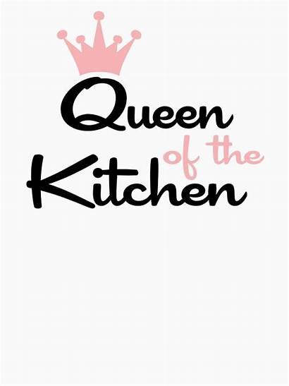 Kitchen Queen Shirts Tee Fun Redbubble Colors