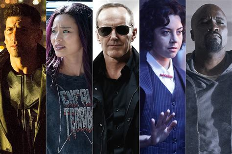 Every Marvel TV Series Ranked from Worst to First