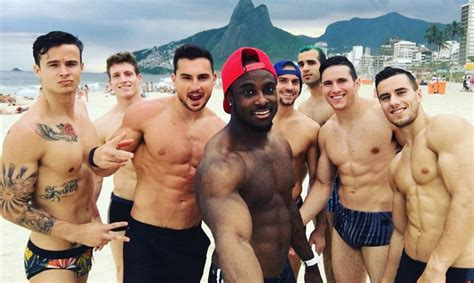 The Us Mens Gymnastics Team Breaks The Internet With