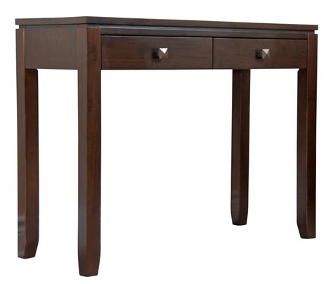 42 inch high desk tall console table 28 36 inch high table clemson 42 inch