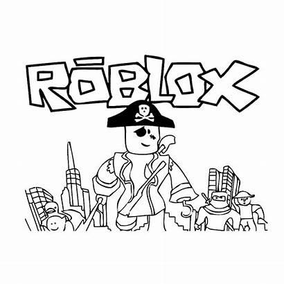 Roblox Kleurplaat Kleurplaten Coloring Leuk Voor Colorear