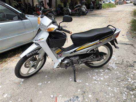 yamaha ss two used motorcycles imotorbike malaysia