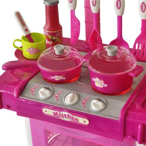 cuisine sonore acheter cuisine jouet pour enfants avec effets lumineux