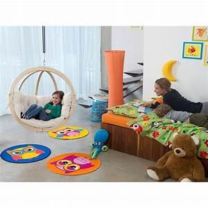 Fauteuil Suspendu Enfant : fauteuil suspendu pour enfant en bois globo natura amazonas trendy homes ~ Melissatoandfro.com Idées de Décoration