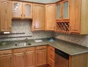 kitchen cabinets backsplash ideas kitchen backsplash ideas with oak cabinets home design ideas