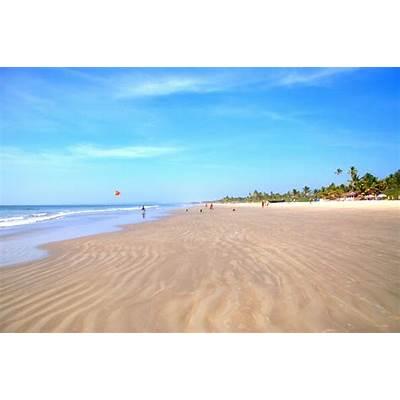 colva beach goaManthan Diary